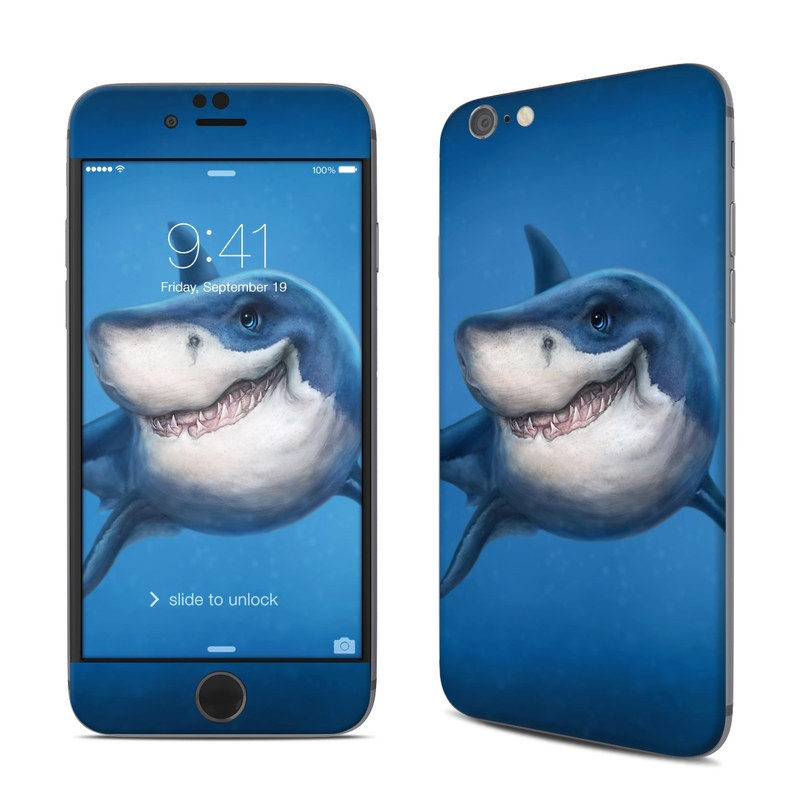 Shark Totem iPhone 6s Skin