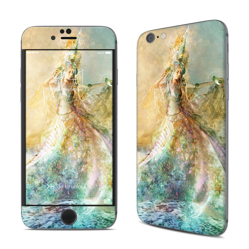 The Shell Maiden iPhone 6s Skin