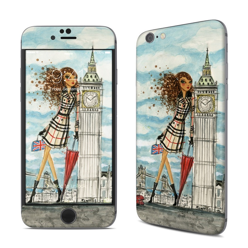The Sights London iPhone 6s Skin