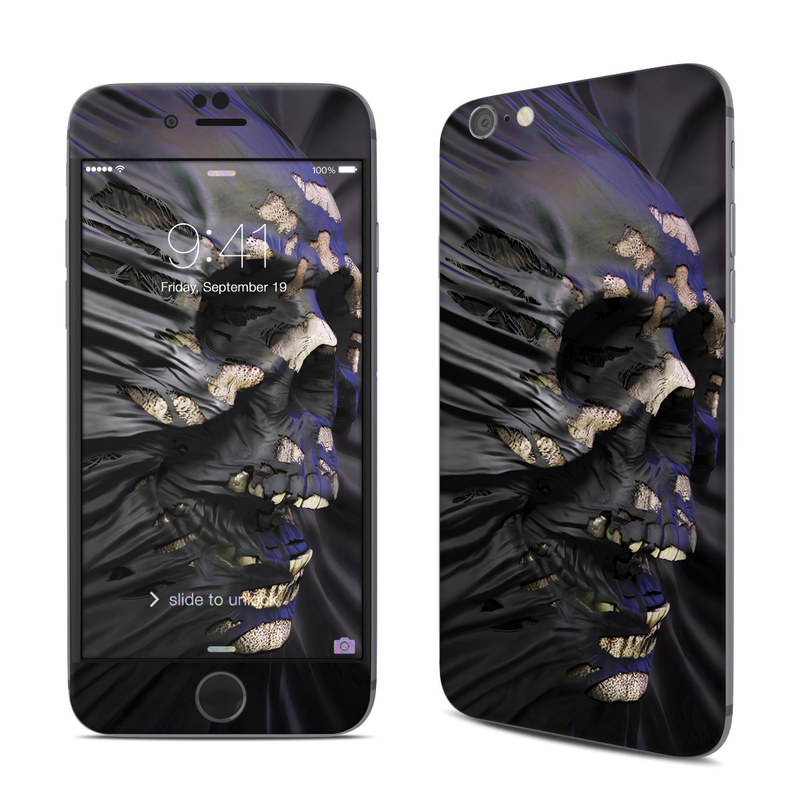 Skull Breach iPhone 6s Skin