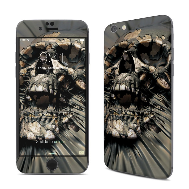 Skull Wrap iPhone 6s Skin