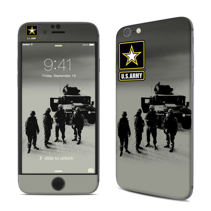 Soldiers All iPhone 6s Skin
