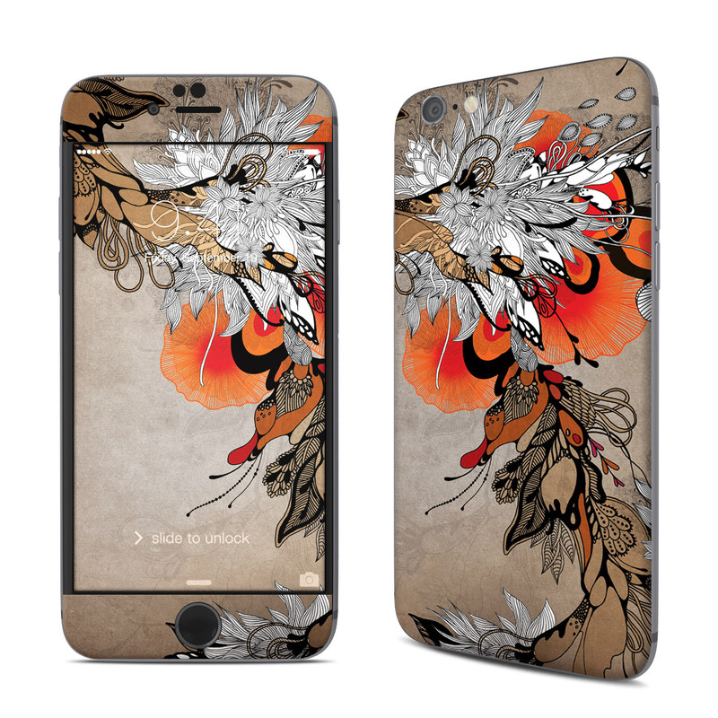 Sonnet iPhone 6s Skin