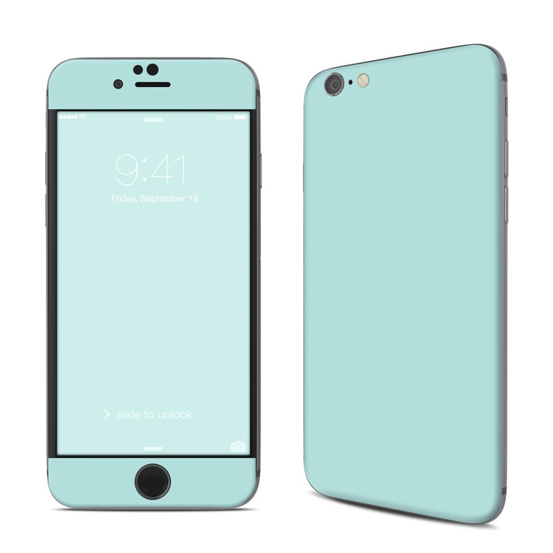 Solid State Mint iPhone 6s Skin