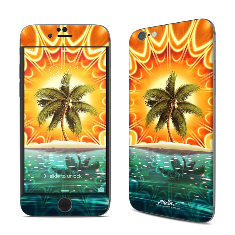 Sundala Tropic iPhone 6s Skin