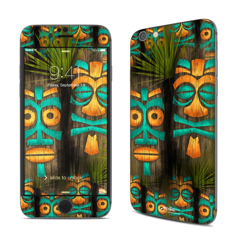 Tiki Abu iPhone 6s Skin