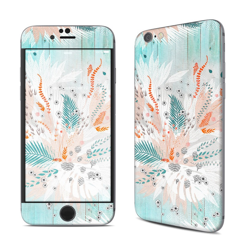 Tropical Fern iPhone 6s Skin
