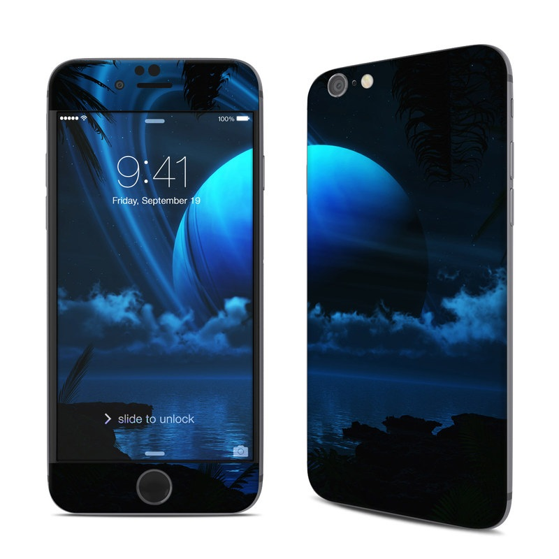 Tropical Moon iPhone 6s Skin