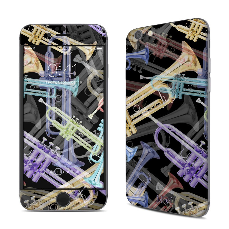 Trumpets iPhone 6s Skin