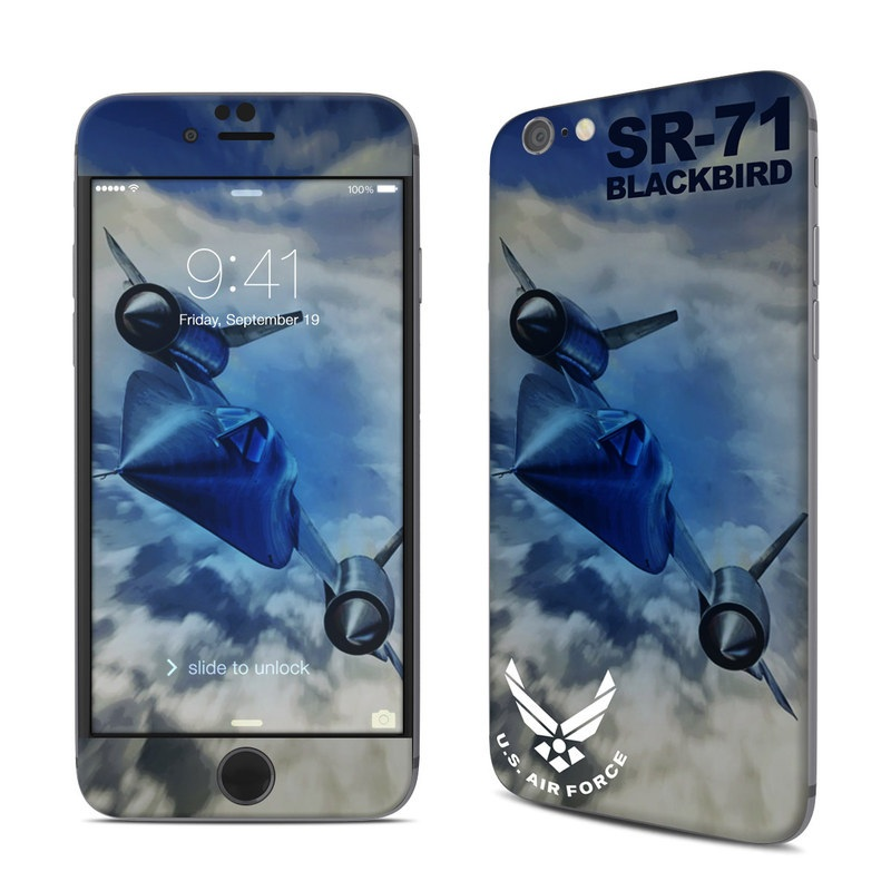 Blackbird iPhone 6s Skin