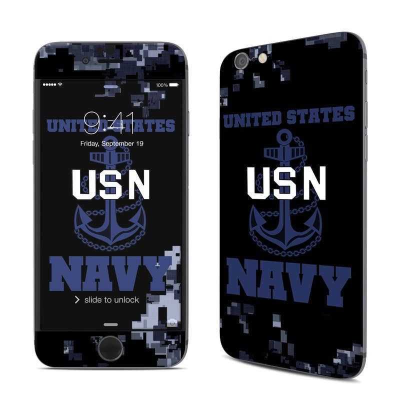 USN iPhone 6s Skin