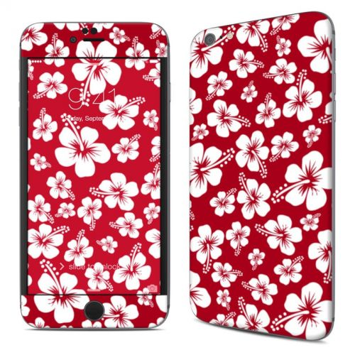 Aloha Red iPhone 6s Plus Skin