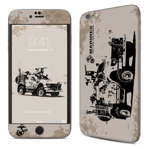 Artillery iPhone 6s Plus Skin