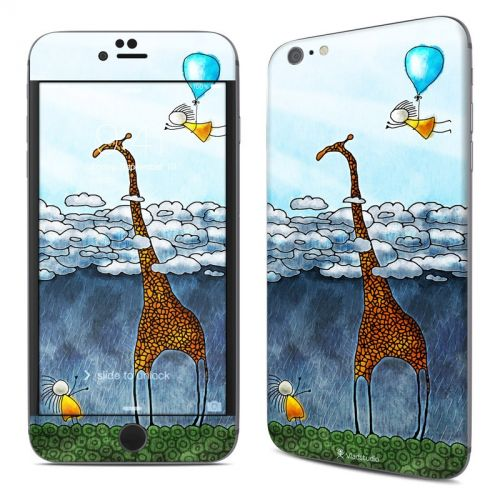 Above The Clouds iPhone 6s Plus Skin