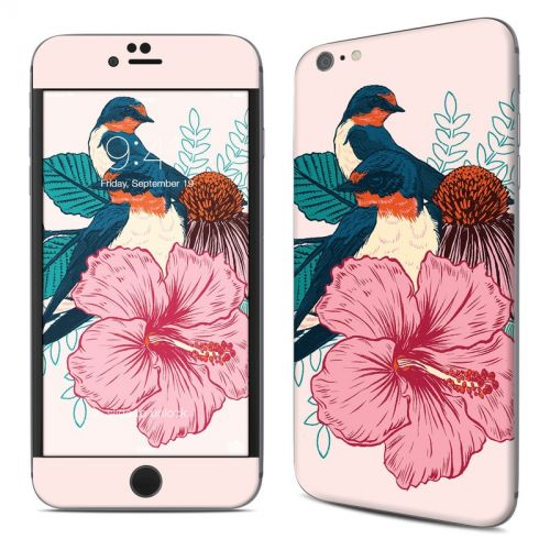 Barn Swallows iPhone 6s Plus Skin