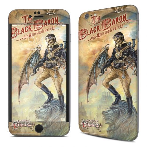 The Black Baron iPhone 6s Plus Skin