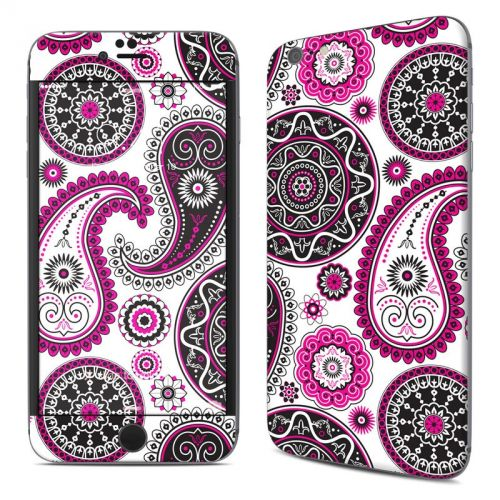 Boho Girl Paisley iPhone 6s Plus Skin