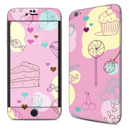 Pink Candy iPhone 6s Plus Skin