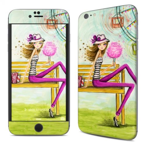 Carnival Cotton Candy iPhone 6s Plus Skin