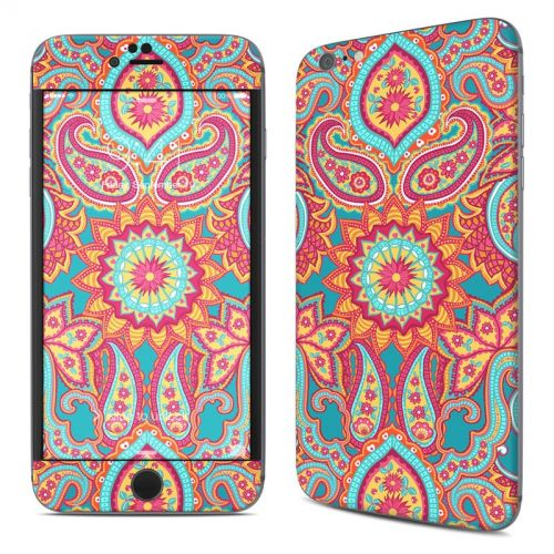 Carnival Paisley iPhone 6s Plus Skin