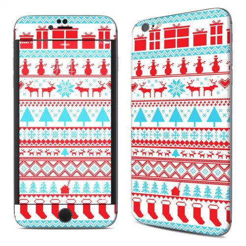 Comfy Christmas iPhone 6s Plus Skin