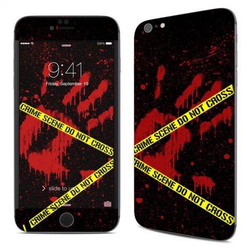 Crime Scene iPhone 6s Plus Skin