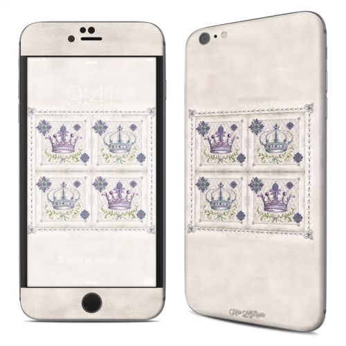 Purple Crown iPhone 6s Plus Skin