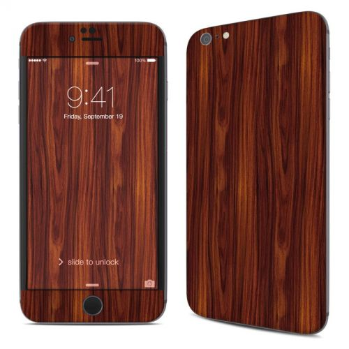 Dark Rosewood iPhone 6s Plus Skin