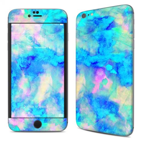 Electrify Ice Blue iPhone 6s Plus Skin