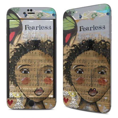 Fearless Heart iPhone 6s Plus Skin