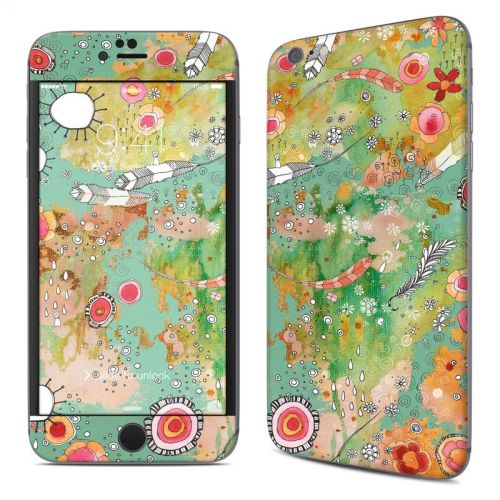Feathers Flowers Showers iPhone 6s Plus Skin