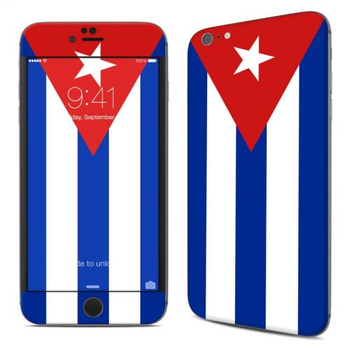 Cuban Flag iPhone 6s Plus Skin