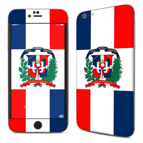Dominican Republic Flag iPhone 6s Plus Skin