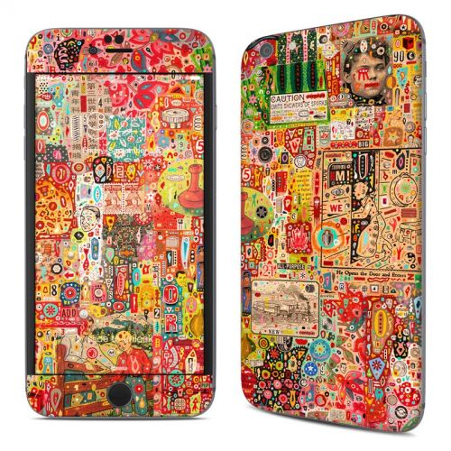 Flotsam And Jetsam iPhone 6s Plus Skin