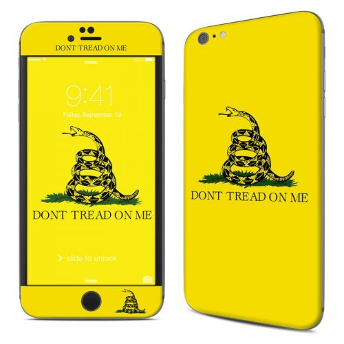 Gadsden Flag iPhone 6s Plus Skin