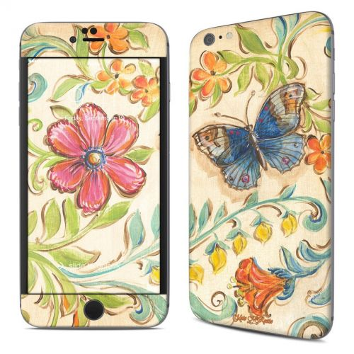 Garden Scroll iPhone 6s Plus Skin