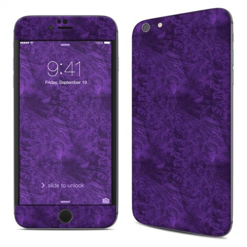 Purple Lacquer iPhone 6s Plus Skin