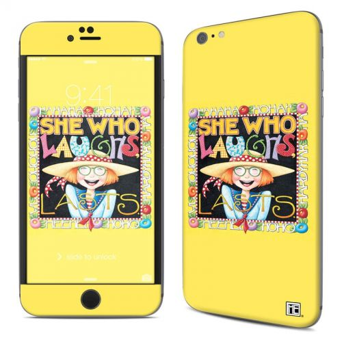 She Who Laughs iPhone 6s Plus Skin