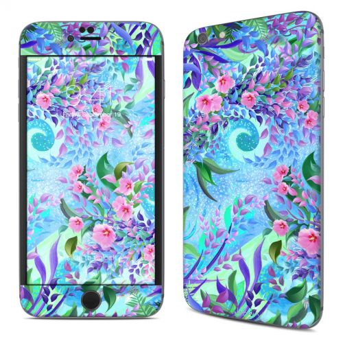 Lavender Flowers iPhone 6s Plus Skin