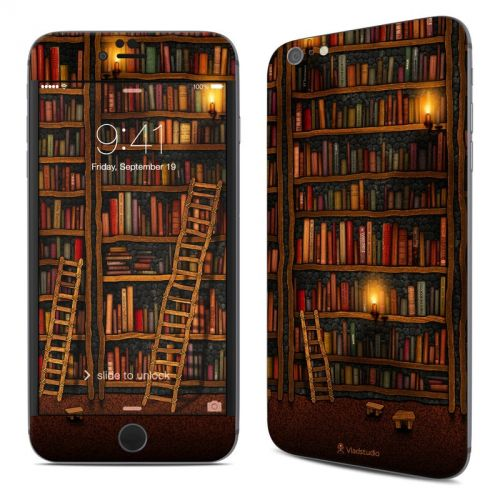 Library iPhone 6s Plus Skin