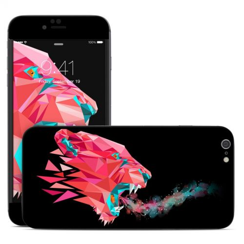 Lions Hate Kale iPhone 6s Plus Skin