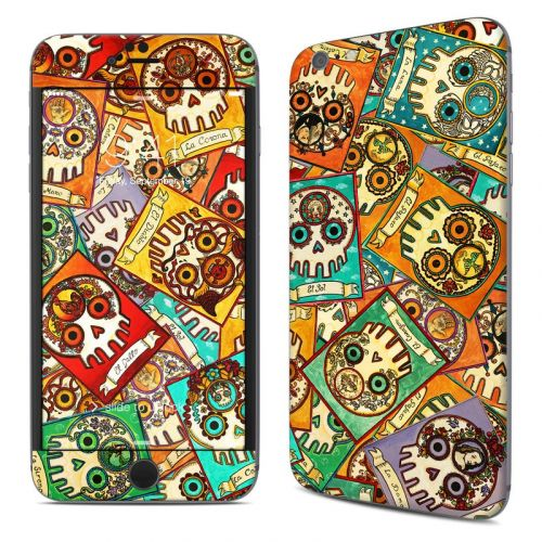 Loteria Scatter iPhone 6s Plus Skin