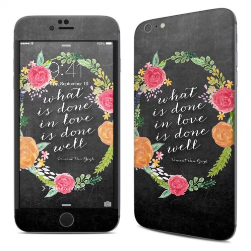 Love Done Well iPhone 6s Plus Skin