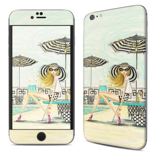 Luxe Retreat Poolside iPhone 6s Plus Skin