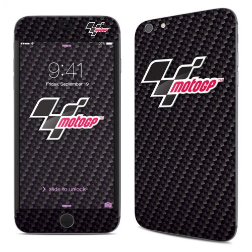 MotoGP Carbon Fiber Logo iPhone 6s Plus Skin