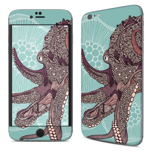 Octopus Bloom iPhone 6s Plus Skin