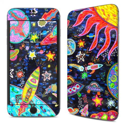 Out to Space iPhone 6s Plus Skin