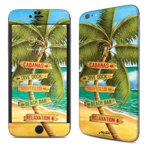 Palm Signs iPhone 6s Plus Skin