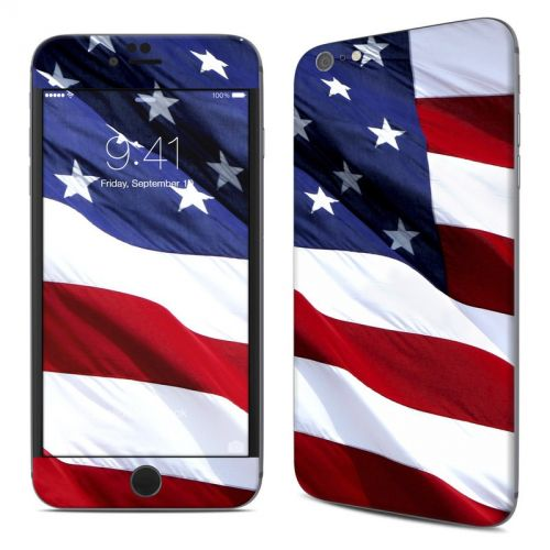 Patriotic iPhone 6s Plus Skin