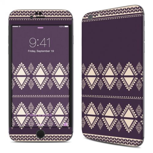 Plum Cozy iPhone 6s Plus Skin